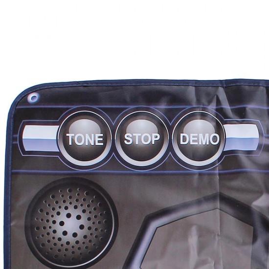 Touch Sensitive DJ Music Style Playmat Set 8 Musical Instruments 2021
