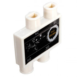 Violin 4 Tone Pipe Tuner Plastic Violin Accessories
