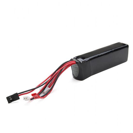 11.1V 2200mAh 8C Lipo Battery For FS/MC6 JR Transmitter 2021