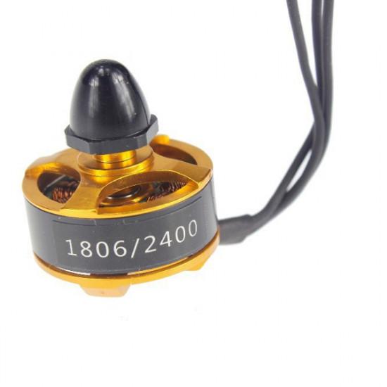1806 2400KV Mini Brushless Motor CW/CCW for QAV250 FPV 2021