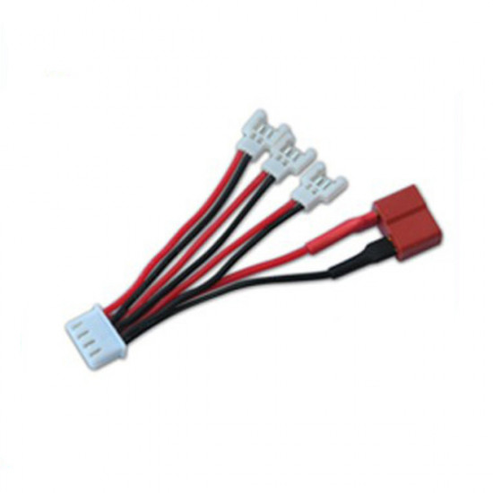 1 TO 3 Cable For Walkera Genius CP Mini CP Ladybird V12D02S B6 B6AC 2021