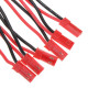 1 To 6 JST Plug 3S Battery Charging Cable For iMax B6 Balance Charger 2021