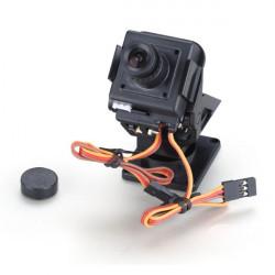 211 600TVL CCD PAL/NTSC FPV Mini Camera & 211 Gimbal & 2 Aix Sevro