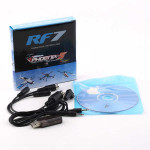 22 In 1 USB Flight Simulator For G7 G6.5 Phoenix 5.0 XTR FMS Aerofly RC Toys & Hobbies