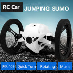 2.4G 4CH Bounce Car RC Car Jumping Sumo Robot RC Toys & Hobbies