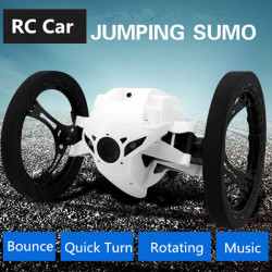 2.4G 4CH Bounce Car RC Car Jumping Sumo Robot