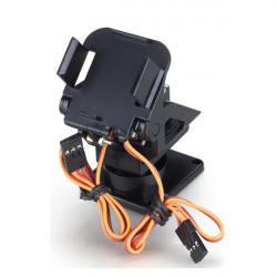 2 Aixs Servo &  211 Gimbal FPV Camera Platform For 211 CCD Camera