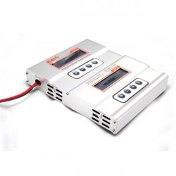 2B6 Dual Power 2*80W RC Battery Balance Charger 10V-20V Voltage