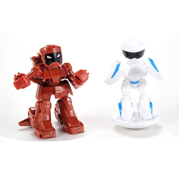 2PCS Remote Radio Control Battle Fighting RC Robot YQ88195 RC Toys & Hobbies