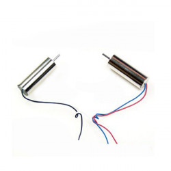 2x7mm Hollow Cup Motor For Hubsan x4 Walkera Ladybird/Ladybird V2