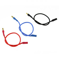 30CM Extension Cable 3.5MM Banana Head Silicon Cable For Motor ESC