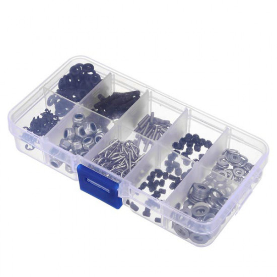 310PCS In One Screw Box Set For HSP 1/10 Rc Car 2021