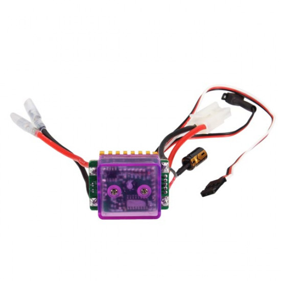 340A Brushed ESC For 1/10 RC Car 2021
