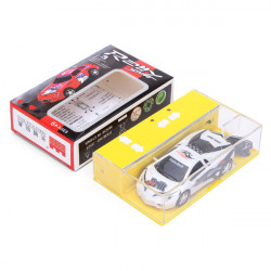 3PCS Great Wall 2.4G 1/67 Mini Poker King Electrical Toy Car