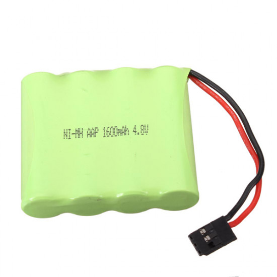 4.8V 1600MAH Ni-MH Rechargeable Battery For Receiver 2021