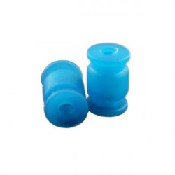 4Pcs D2 PTZ Blue Gopro2 Gopro3 Simple Damping Ball