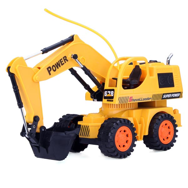 5 CH RC Engineering Car Remote Control Excavator Toy Car RC Toys & Hobbies