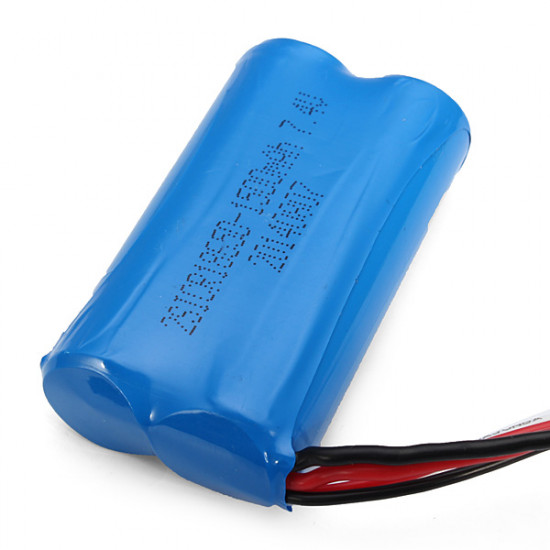 7.4V 1500mAh 25 C Li Fe Battery For RC Car L959 2021