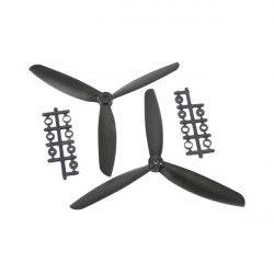 8045 3-Leaf Propeller ABS CW/CCW For Quadcopter 330 Frame Kit