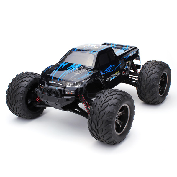 9115 1/12 2.4GHz 2WD Brushed RC Monster Truck RTR RC Toys & Hobbies