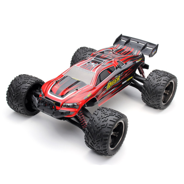 9116 1/12 2.4GHz 2WD Brushed RC Monster Truck RTR RC Toys & Hobbies