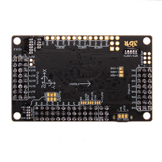 APM 2.6 Flight Controller With 6M GPS For Multicopters 2021