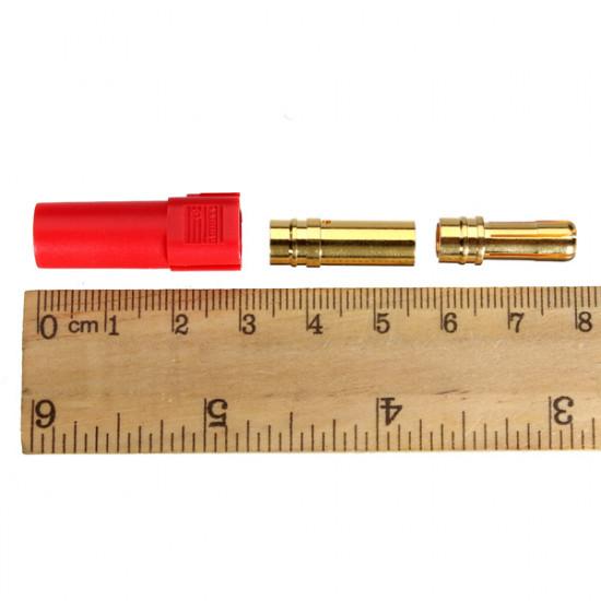 Amass XT150 Connector Plug 120mAh 6mm Gold-plated Banana Plug 2021