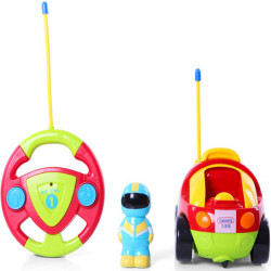 Beiens Children's Cartoon Remote Control Car With Music And Lights