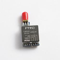 Boscam FT953 5.8G 400mw 32CH Mini FPV AV Transmitter