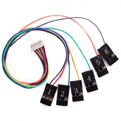 CC3D Flight Controller 8Pin Connection Cable Set ReceiverPort