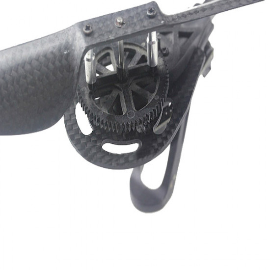 Carbon Fiber Motor Protection Ring Set For Parrot AR Drone 2.0 2021