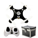 Cheerson CX-10A CX10A 6 Axis RC Quadcopter Mode 2 Black + Gift Box RC Toys & Hobbies
