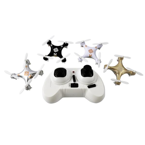 Cheerson CX-10A CX10A Headless Mode 2.4G 4CH 6 Axis RC Quadcopter RTF RC Toys & Hobbies