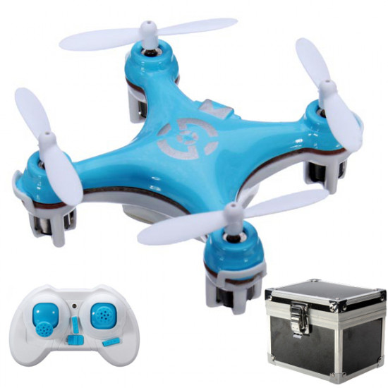 Cheerson CX-10 CX10 2.4G 6 Axis RC Quadcopter with Gift Box 2021