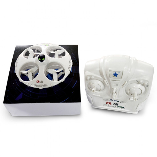 Cheerson CX-31 2.4G 6-Axis 3D Eversion With Headless Mode RC Quadcopter 2021