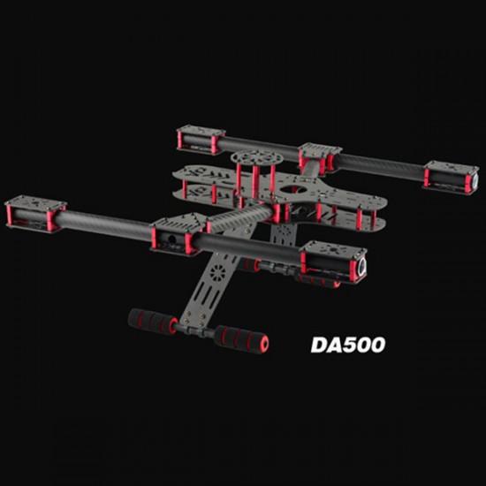 DA500 Little Inspire Carbon Fiber Alien Multirotor 500mm FPV Frame Kit 2021