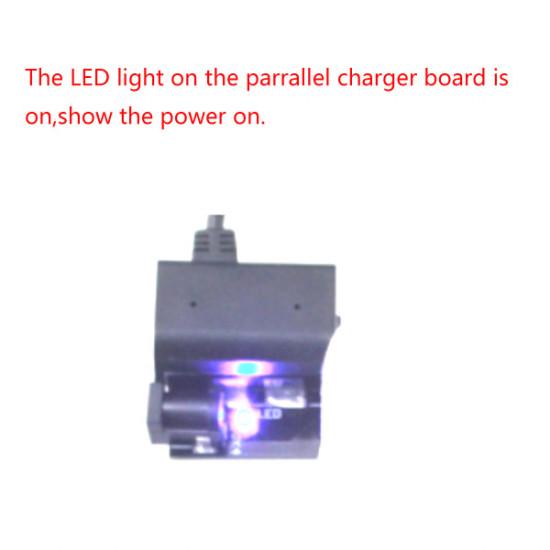 DJI phantom 2 vision Quadcopter Battery Parrallel Charger Board 2021