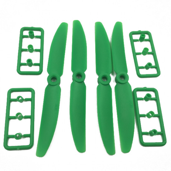 DYS 5030 Blade Propeller Pro CW/CCW Plastic 2 Pairs 2021