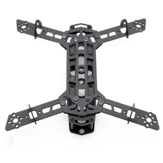Diatone 37# Blade Series FPV 250 Carbon Fiber Unfolded Frame Kit 2021