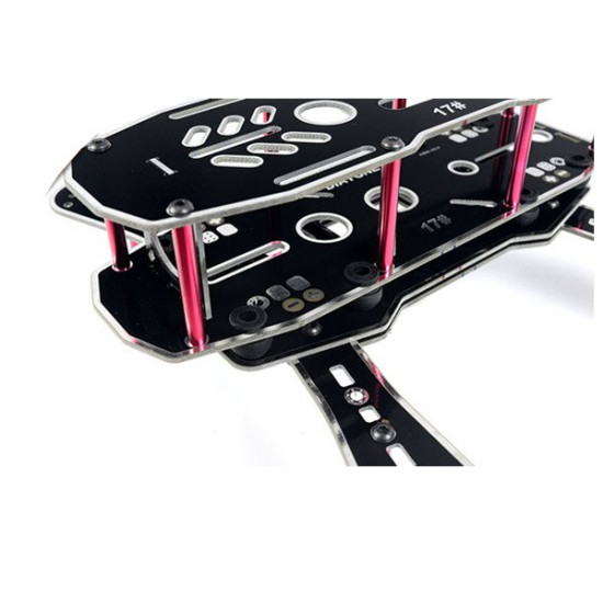 Diatone DIY FPV 17# V3-b PCB Frame Kit 230mm Damping Frame 2021
