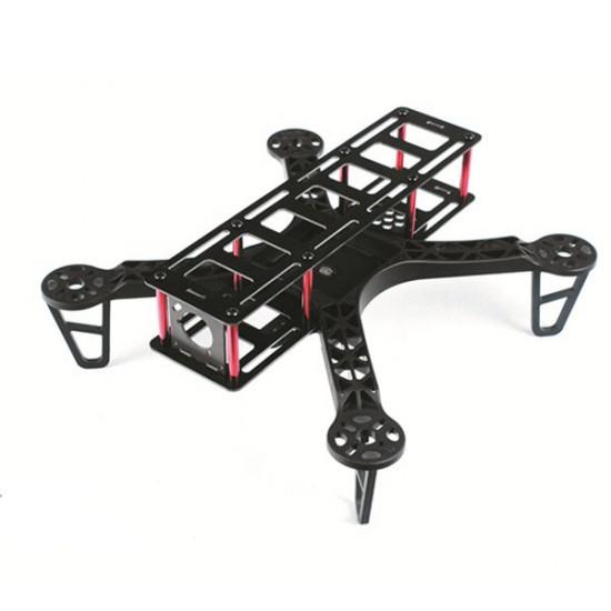 Diatone DIY FPV250 V2  Mini Quadcopter Frame Kit G10 250mm 2021