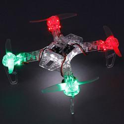 Diatone FPV250 V4 Ghost Edition LED Night Flyer Quadcopter Frame Kit