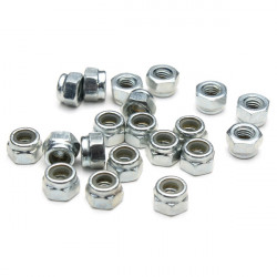 Diatone M3 Locknut Pack 20pcs Per Bag For RC Multirotors