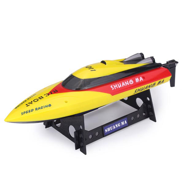 Double Horse 7011 2.4G 4CH High Speed RC Racing Boat RC Toys & Hobbies