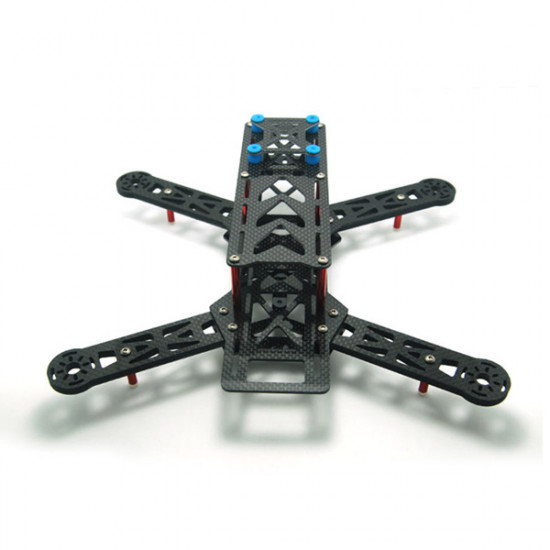 EMAX Nighthawk 250 Carbon Fiber Frame Combo CC3D MT2204 Motor 12A ESC 2021