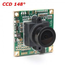 Eachine CCD 700TVL 148 Degree Lens FPV Camera