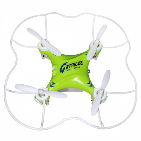 Eachine H7 2.4G 6-Axis LED Mini RC Quadcopter with Protective Cover 2021