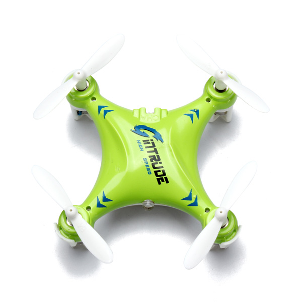Eachine H7 2.4G 6-Axis LED Mini RC Quadcopter with Protective Cover RC Toys & Hobbies