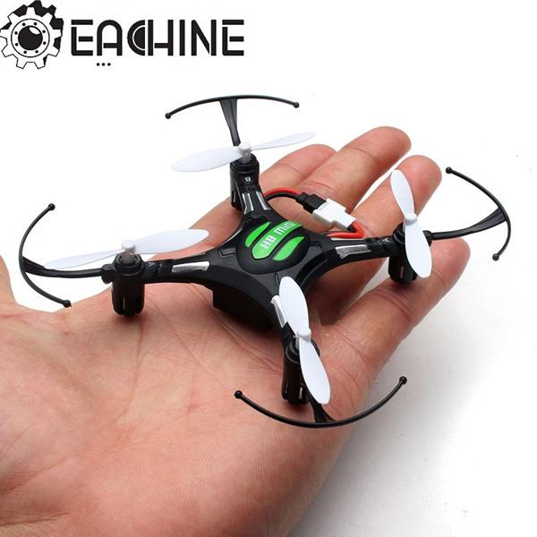 Eachine H8 Mini Headless Mode 2.4G 4CH 6 Axis RC Quadcopter RTF RC Toys & Hobbies