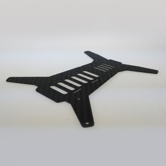 Eachine Q200 Spare Parts Carbon Fiber Lower Frame Plate 2021